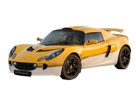 Fiche technique LOTUS EXIGE (Serie 2) Sprint