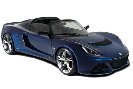 Fiche technique LOTUS EXIGE (Serie 3) S Roadster