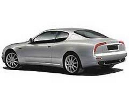 Fiche technique MASERATI 3200 GT Coupé 3.2L 370ch