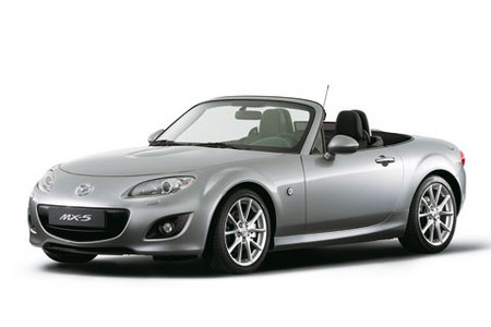 Fiche technique MAZDA MX-5 (NC) 2.0 MZR Roadster Coupé
