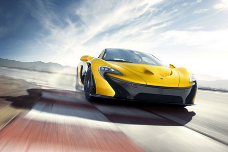 Fiche technique MCLAREN P1 V8 3.8 bi-turbo