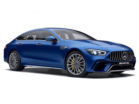 Fiche technique MERCEDES AMG GT (C190) 4-Door Coupé 63 S 4MATIC+