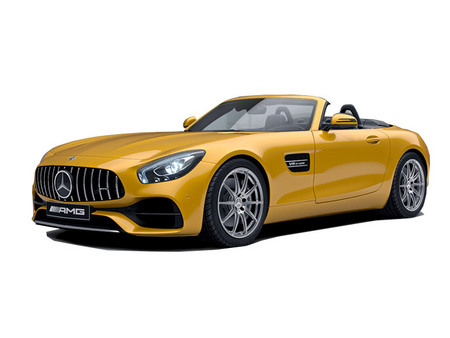 Fiche technique MERCEDES AMG GT (C190) C Roadster 557 ch