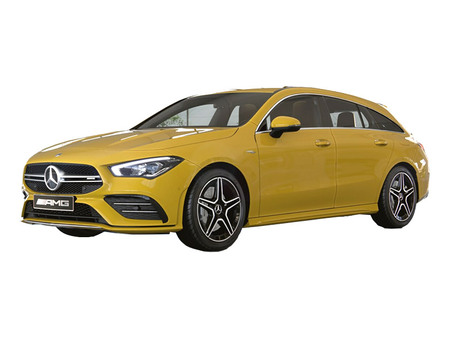 MERCEDES CLASSE CLA (Shooting Brake X118) 35 AMG 4MATIC 306 ch