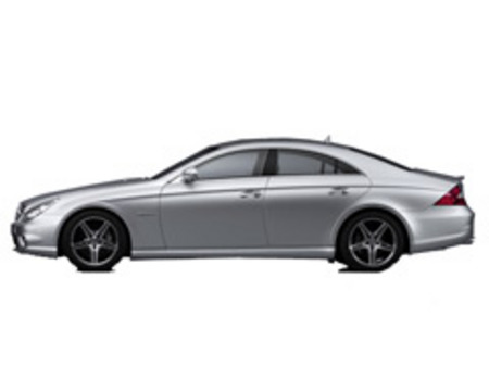 Fiche technique MERCEDES CLASSE CLS (Berline C219) 63 AMG 7G-Tronic