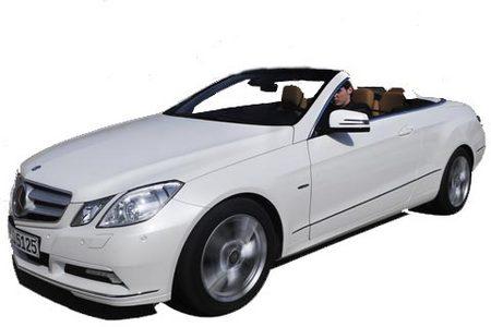 Fiche technique MERCEDES CLASSE E (Cabriolet A207) 250 CDI BlueEfficiency
