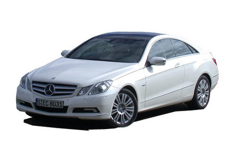 MERCEDES CLASSE E (Coupé C207) 350 CDI BlueEfficiency