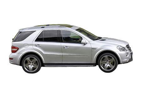 Mercedes Classe Ml  Bluetec Fiche Technique