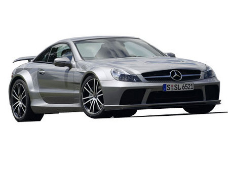 Fiche technique MERCEDES CLASSE SL (R230) 65 AMG Black Series