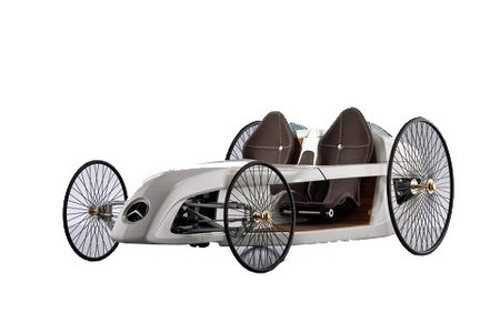 Fiche technique MERCEDES F-CELL ROADSTER Concept