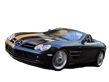 Fiche technique MERCEDES SLR MCLAREN V8 Roadster