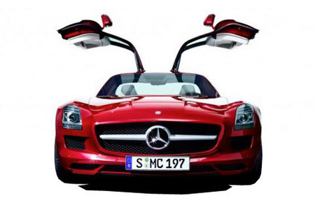 fiche technique mercedes sls amg 6 2 v8 motorlegend. Black Bedroom Furniture Sets. Home Design Ideas