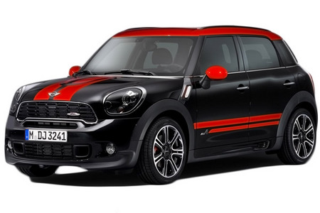fiche technique mini countryman r60 john cooper works all4 motorlegend. Black Bedroom Furniture Sets. Home Design Ideas