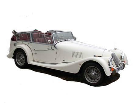 MORGAN FOUR SEATER Roadster 3.0 V6