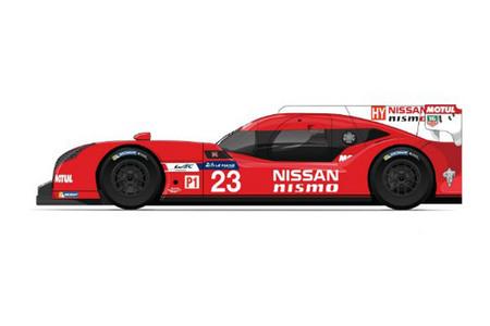 Fiche technique NISSAN GT-R LM Nismo