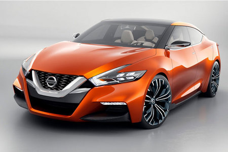 Fiche technique NISSAN SPORT SEDAN Concept