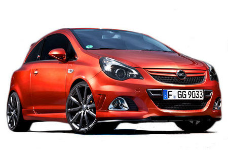 Fiche technique OPEL CORSA (D) 1.6 210 Turbo OPC Nurburgring Edition