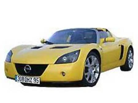 Fiche technique OPEL SPEEDSTER 2.0 Turbo