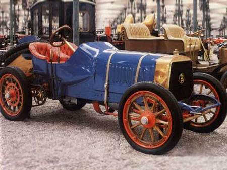 La voiture au Musee National de l'automobile - Collection Schlumpf