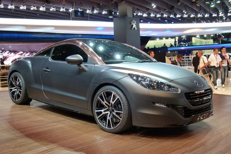 fiche technique peugeot rcz r concept motorlegend. Black Bedroom Furniture Sets. Home Design Ideas