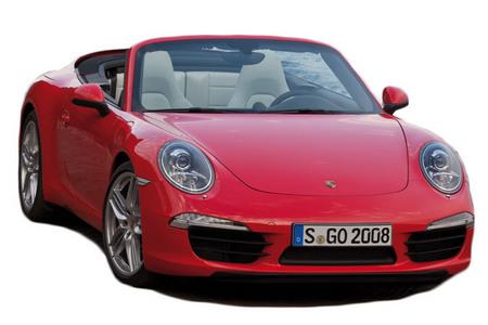 Fiche technique PORSCHE 911 (991) Carrera S 3.8 400 ch