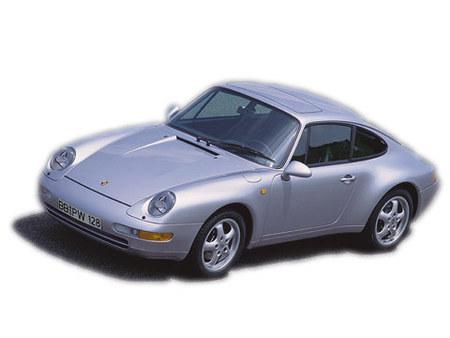 Fiche technique PORSCHE 911 (993) Carrera 3.6