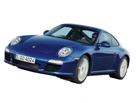 Fiche technique PORSCHE 911 (997) Carrera S 3.8i 385 ch