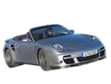 Fiche technique PORSCHE 911 (997) Turbo 3.6i 480 ch