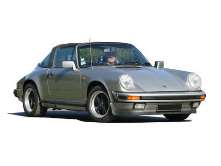 Fiche technique PORSCHE 911 (G) Carrera 3.2 Targa