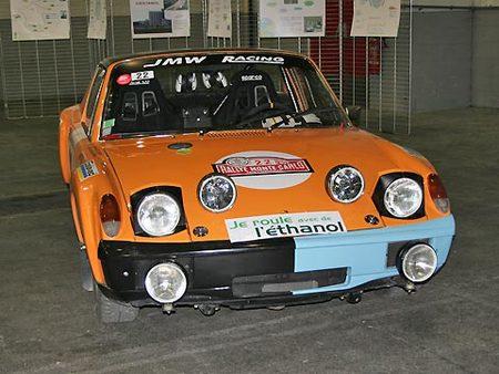 PORSCHE 914-6 - Monte Carlo Historique 2006 - Motorlegend.com