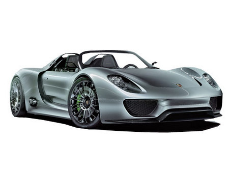 Porsche 918 spyder concept fiche technique fiche for Porsche 918 interieur