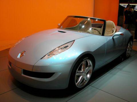 Renault Wind Concept Salon De Genve 2004 Motorlegend