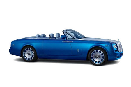 Fiche technique ROLLS ROYCE PHANTOM (VII) 6.75 V12 Drophead Coupé