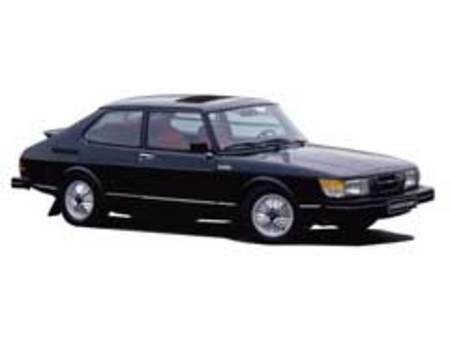 Fiche technique SAAB 900 Turbo