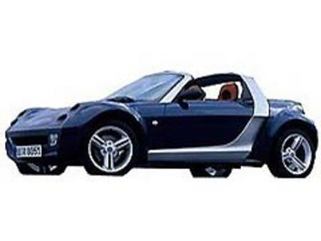 Fiche technique SMART ROADSTER 82 ch