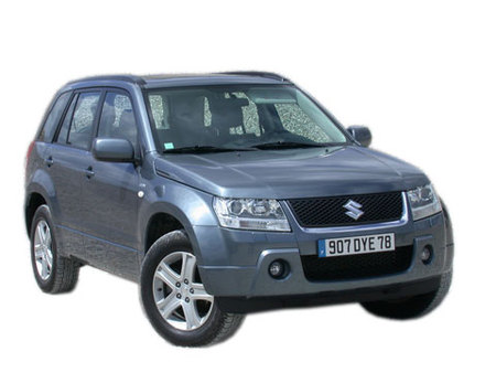 Fiche technique SUZUKI GRAND VITARA 1.9 DDiS