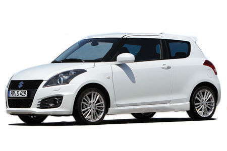 Fiche technique SUZUKI SWIFT (III) 1.6 VVT 136ch Sport