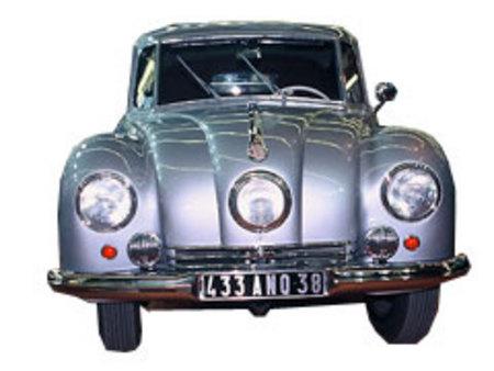 Voiture à moteur Flat Tatra-87-v8-3-0-23389