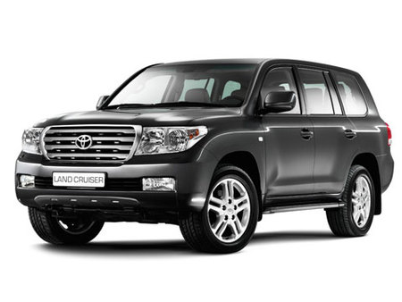 Fiche technique TOYOTA LAND CRUISER SW 4.5 V8 D-4D