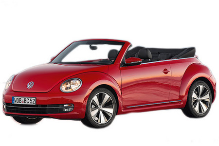 coccinelle cabriolet tsi 200