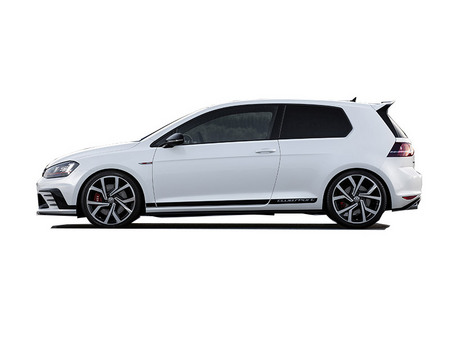 fiche technique volkswagen golf vii gti clubsport. Black Bedroom Furniture Sets. Home Design Ideas