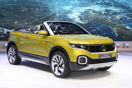 Fiche technique VOLKSWAGEN T-CROSS BREEZE Concept