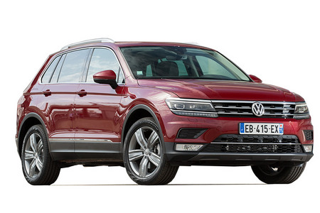 fiche technique volkswagen tiguan ii 2 0 tdi 4motion 190. Black Bedroom Furniture Sets. Home Design Ideas