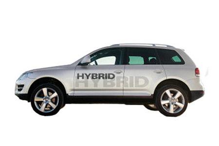 Fiche technique VOLKSWAGEN TOUAREG V6 TSI Hybrid Concept