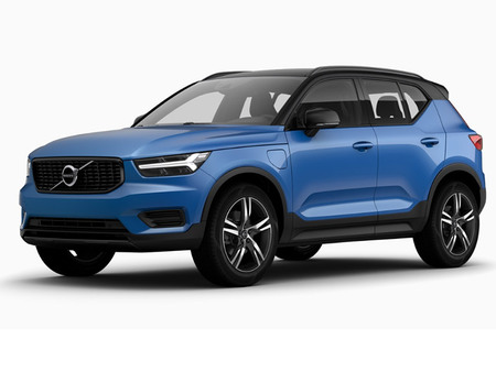 Fiche technique VOLVO XC40 T5 Twin Engine 262 ch