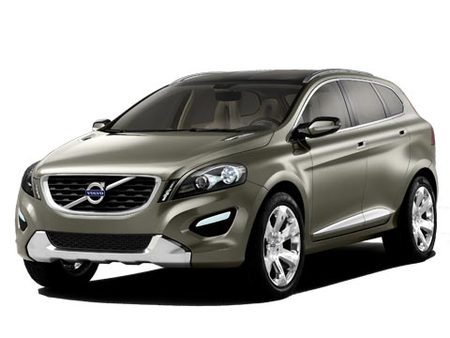 fiche technique volvo xc60 concept motorlegend. Black Bedroom Furniture Sets. Home Design Ideas
