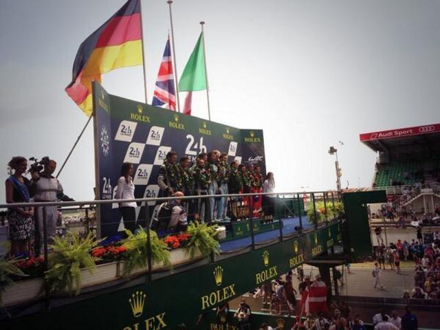 24 Heures du Mans 2014 en direct