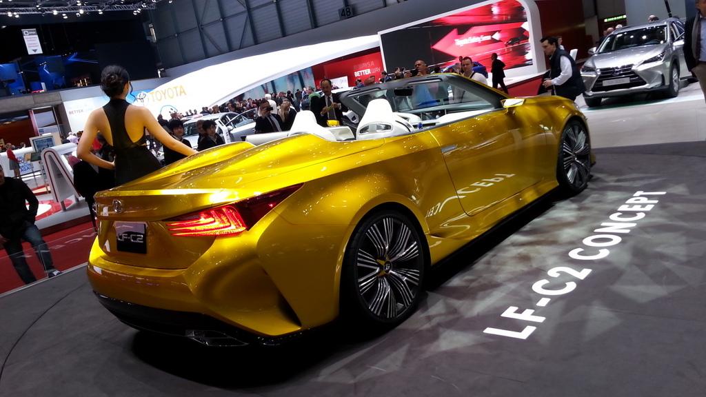 Salon de gen ve 2015 nouveaut s concept cars vid os photos motorlegend - Salon de geneve 2015 billet ...