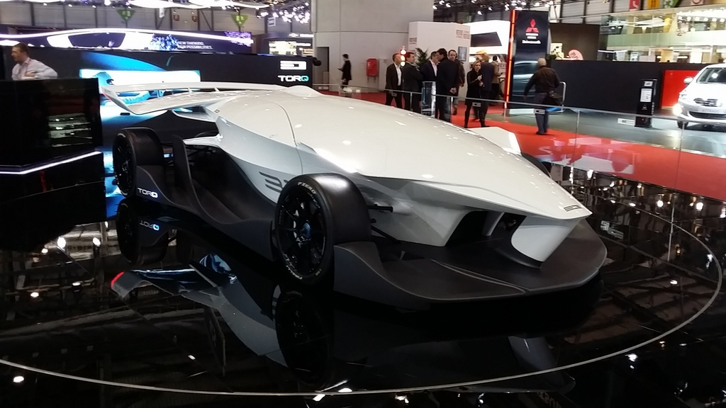 Salon de gen ve 2015 nouveaut s concept cars vid os for Salon de lyon 2015