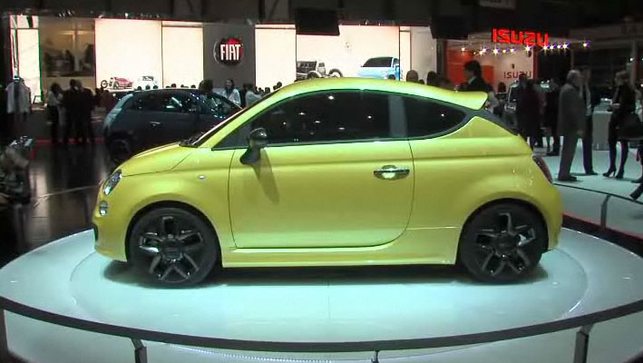 Video Toyota FT-86 Concept II